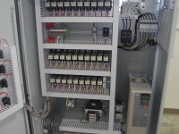 Main Ventilation Control Panel for Schwans Pasadena TX - Interior 1